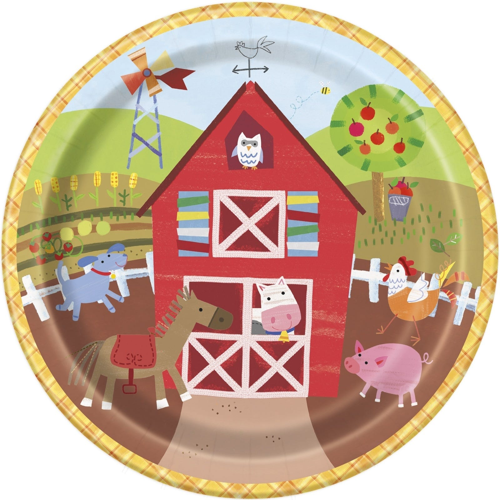 Barnyard Animals Party Supplies