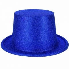 Blue Party Hats (Pack of 8)