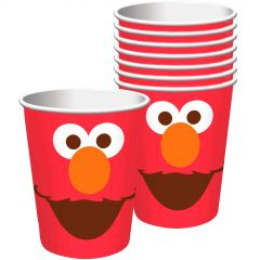 Elmo Turns One Paper Cups (Pack of 8)