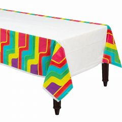 Feeling Groovy Paper Tablecloth