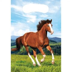 Charming Horses Lolly/Treat Bags (Pack of 6)