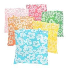 Hibiscus Paper Favour Bags (Pack of 12)