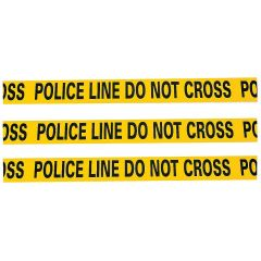 Police Line Party Tape
