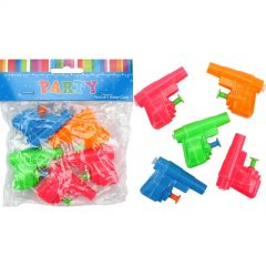 Coloured Squirt Guns (Pack of 5)