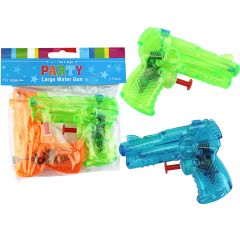 Coloured Squirt Guns (Pack of 2)