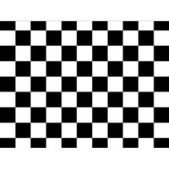 Black and White Check Fabric Wall Backdrop