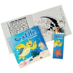 Sea Life Activity Sets (Pack of 12)