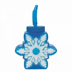 Winter Snowflake Paper Cups (Pack of 8)
