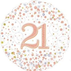 Sweet Sixteen 16th Balloons (Pack of 6)