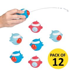 Airplane Water Squirts (Pack of 12)
