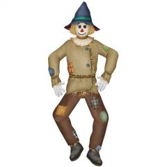 Jointed Scarecrow Decoration