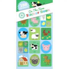 Farm Party Stickers (4 Sheets)