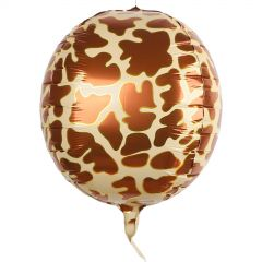 All Over Jungle Animal Balloons (Pack of 12)