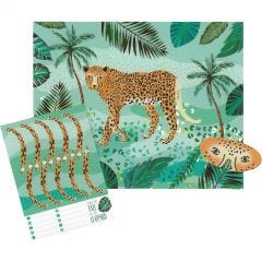 Wild Jungle Party Game