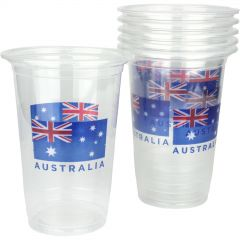 Aussie Paper Cups (Pack of 6)