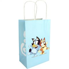 Bluey Paper Gift Bags (Pack of 8)