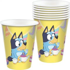 Bluey Paper Cups (Pack of 8)