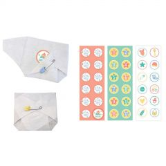 Baby Shower 3-in-1 Diaper Game
