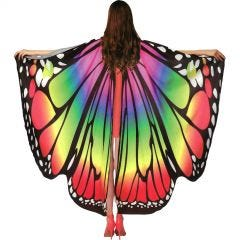 Adult Butterfly Wings Cape