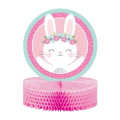 Easter Bunny Large Honeycomb Centrepiece
