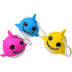 Squishy Shark Toys (Pack of 12)