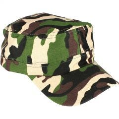 Army Camouflage Military Cap