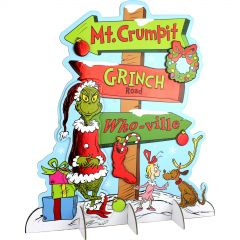 The Grinch Christmas Table Decoration