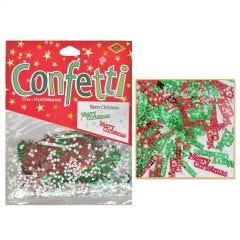 Merry Christmas Confetti/Table Scatters