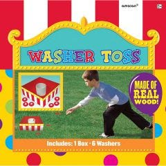 Carnival Can Toss Game
