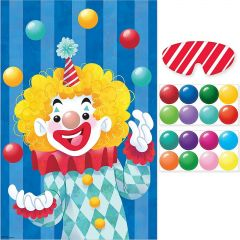 Clown Party Game