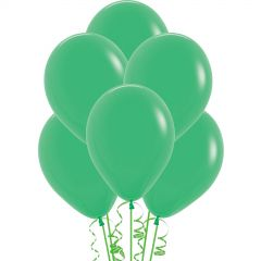 Green Balloons 30cm (Pack of 18)