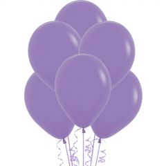 Lilac Balloons 30cm (Pack of 18)
