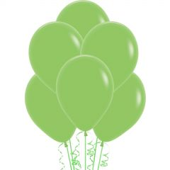 Lime Green Balloons 30cm (Pack of 18)