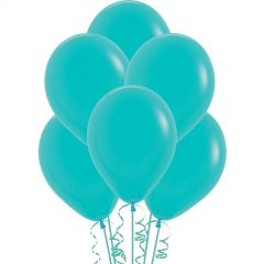 Teal Balloons 30cm (Pack of 18)
