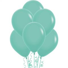 Turquoise Balloons 30cm (Pack of 18)