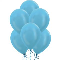 Blue Pearl Balloons 30cm (Pack of 25)