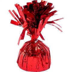 Red Foil Balloon Weight 11cm