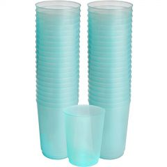 Mint Green Paper Cups (Pack of 14)