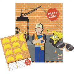 Construction Worker Party Game