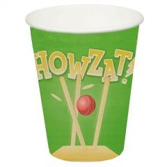 Basketball Fanatic Paper Cups (Pack of 8)