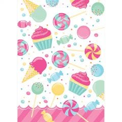 Candy Bouquet Lolly/Treat Bags (Pack of 8)