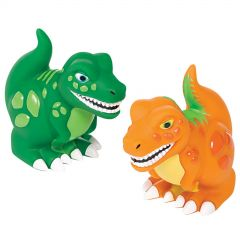 Dino-Mite Squirt Toys (Pack of 4)