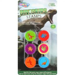Dinosaur Stamps (Pack of 6)