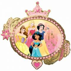 Disney Princess Once Upon A Time Supershape Helium Balloon