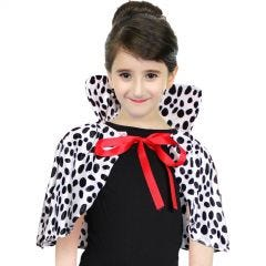 Childs Spotted Capelet