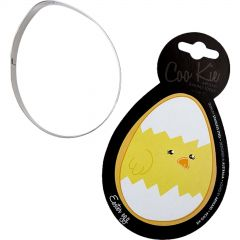 Coo Kie Easter Egg Cookie Cutter