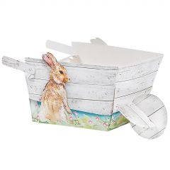 Easter Wheelbarrow Lolly/Treat Boxes (Pack of 25)