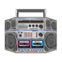Boom Box Stand Up Decoration