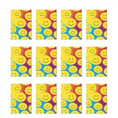 Smiley Face Tattoos (Pack of 36)