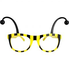 Bumble Bee Novelty Glasses